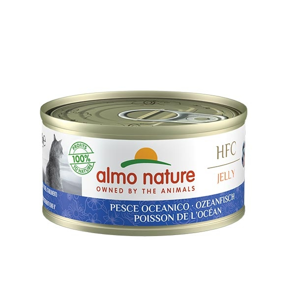 Almo Nature - HFC Jelly Pesce Oceanico