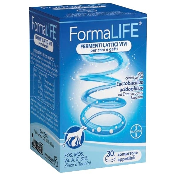 FormaLife Fermenti Lattici - Bayer - Sano e bello