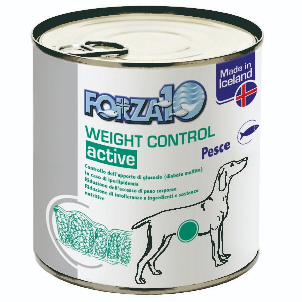 Weight Control Actiwet al Pesce - Forza10
