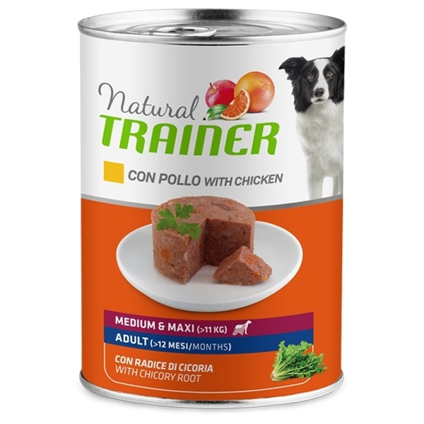 Trainer (Nova Foods) - Natural Adult Medium Pollo