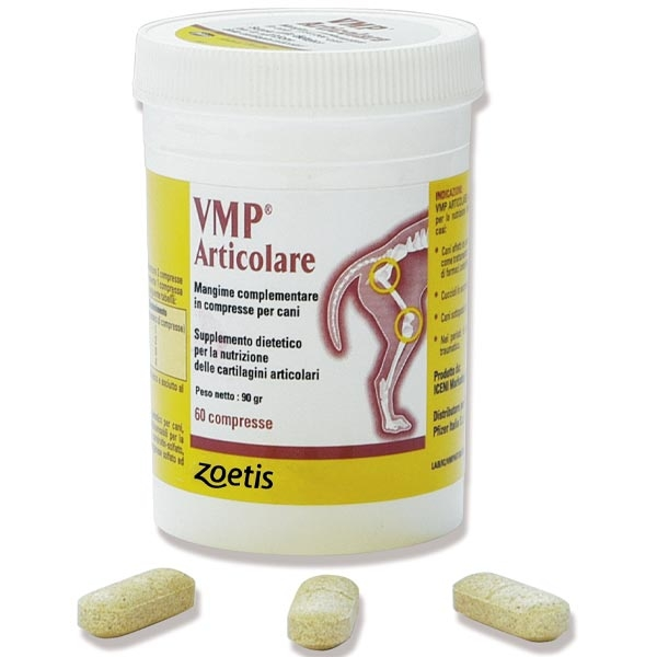 VMP Articolare - Zoetis - Pfizer Animal Health