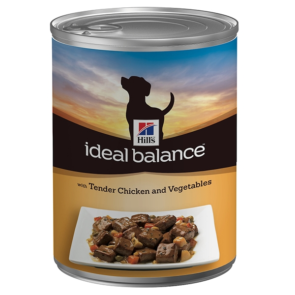 Hill's Pet Nutrition Ideal Balance Canine Adult Pollo e Verdure