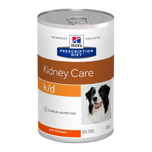 Hill's Pet Nutrition - Prescription Diet k/d Kidney Care