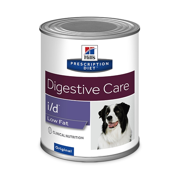 Hill's Pet Nutrition - Prescription Diet i/d Digestive Care Low Fat