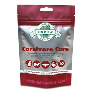 Oxbow Animal Health - Carnivor Care