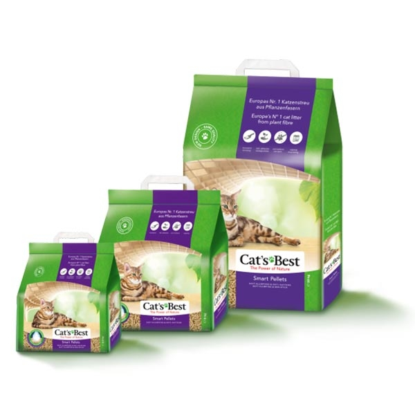 Smart Pellets - Cat's Best