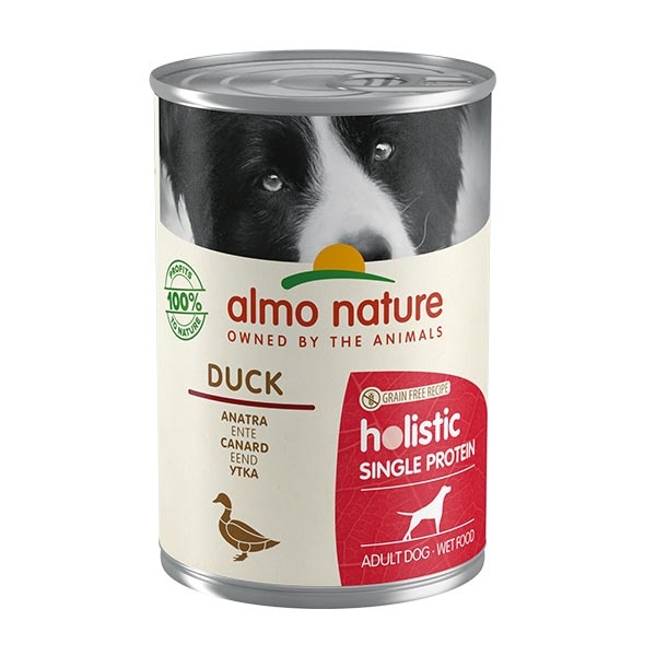 Almo Nature - Holistic Single Protein Anatra