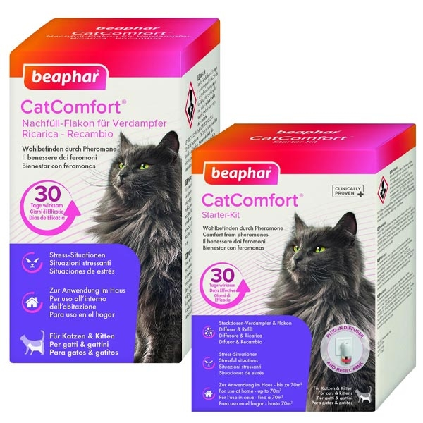 CatComfort Calming Starter Kit - Beaphar