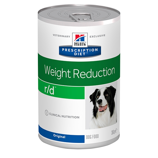 Prescription Diet r/d Weight Reduction - Hill's Pet Nutrition