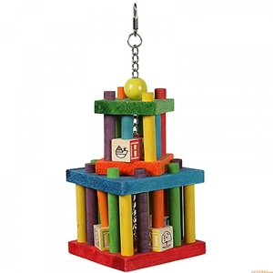 Building Block Maze - Happy pet