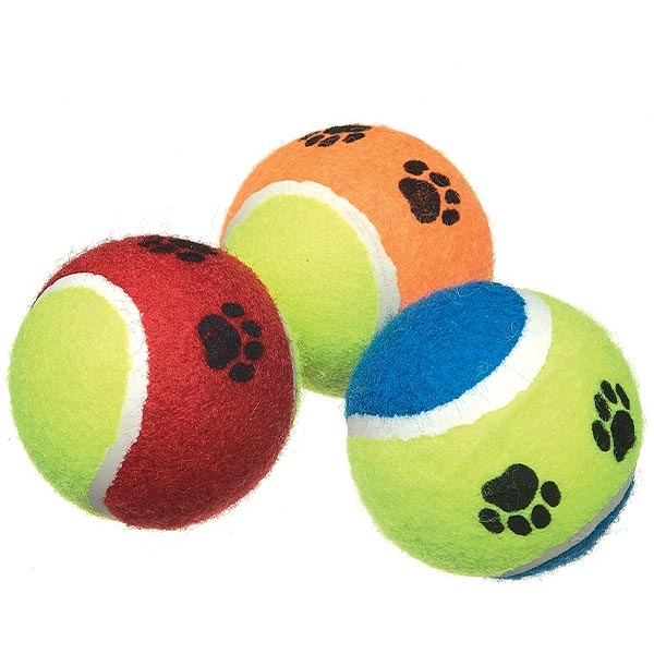 Gioco Tennis Ball Colorata - Camon