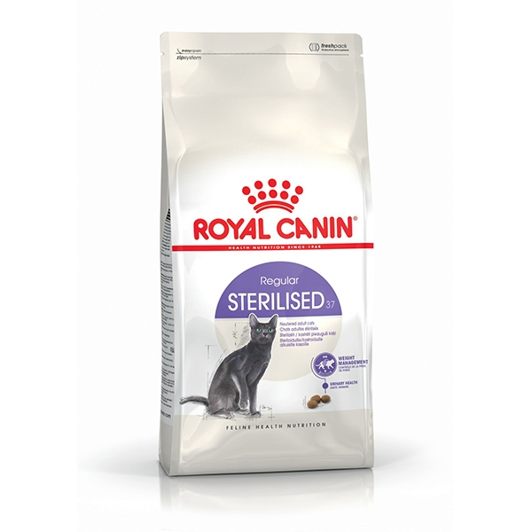 Sterilised 37 - Royal Canin