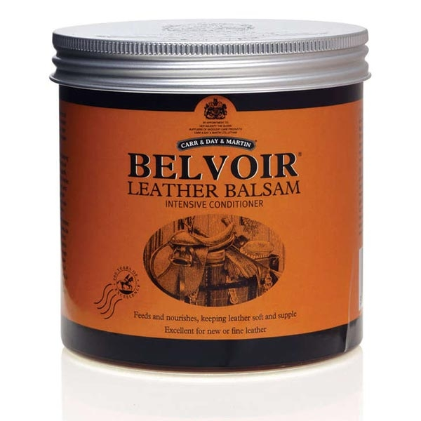 Belvoir Leather Balsam Intensive Conditioner - Carr & Day & Martin