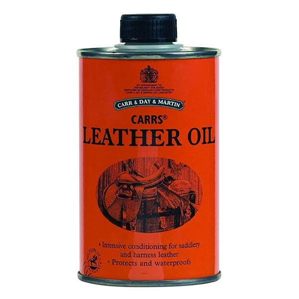 Carrs Leather Oil - Carr & Day & Martin