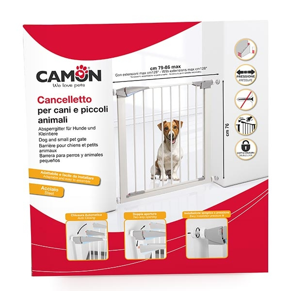 Cancelletto per Cani e Piccoli Animali - Camon