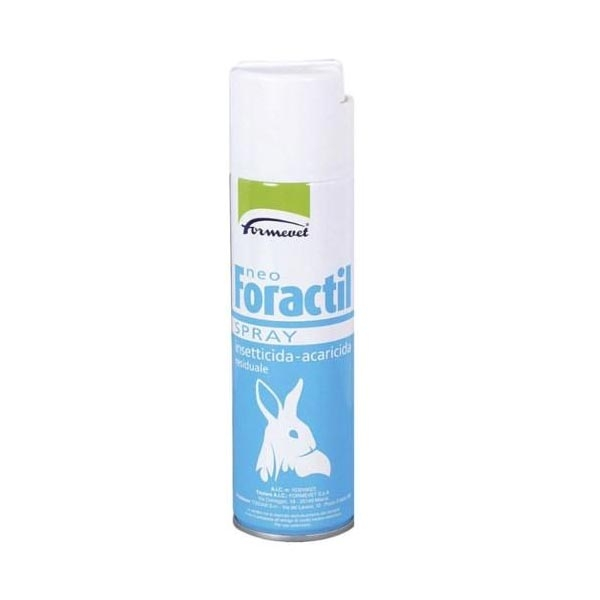 Formevet - Neo Foractil Spray Conigli