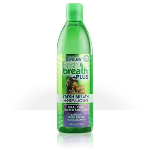Tropiclean - Fresh Breath Water Additive Hip & Joint
