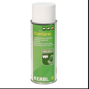 Kerbl - Clean Spray 400 ML (spray pulisci testine)
