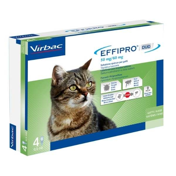Effipro Duo Gatto - Virbac