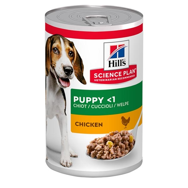 Science Plan Puppy con Pollo - Hill's Pet Nutrition