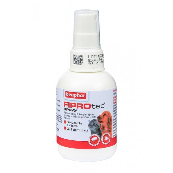 Beaphar - Fiprotec Spray Cane e Gatto