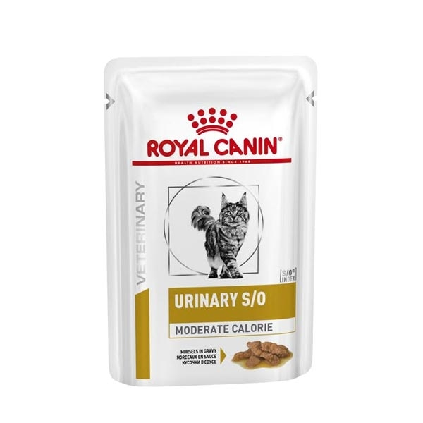 Royal Canin - Veterinary Diet Urinary S/O Moderate Calorie