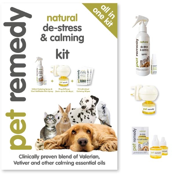 Set Pet Remedy - Teknofarma