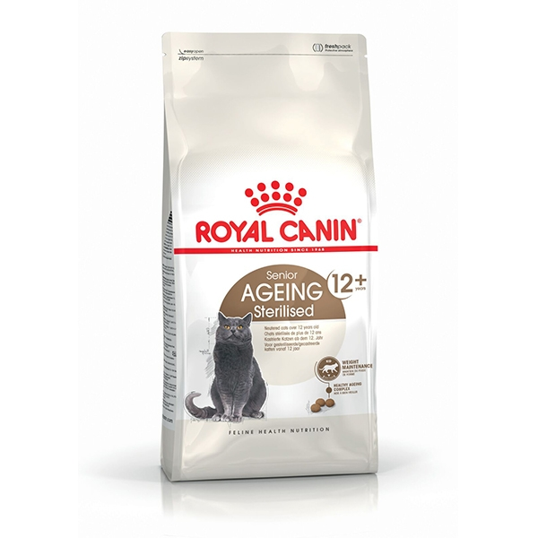Royal Canin - Ageing Sterilised 12+