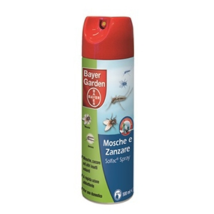 Solfac Spray Mosche Zanzare - Bayer CropScience