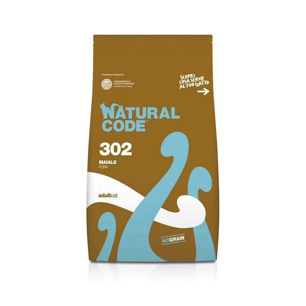 302 Adult Maiale - Natural Code