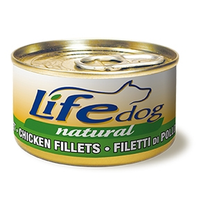 Life Pet Care - Life Dog Naturale Filetti di Pollo
