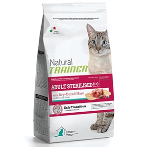 Trainer (Nova Foods) - Natural Adult Sterilised con Prosciutto Crudo