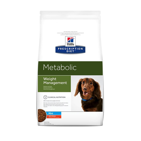 Hill's Pet Nutrition - Prescription Diet Metabolic Canine Mini Weight Management