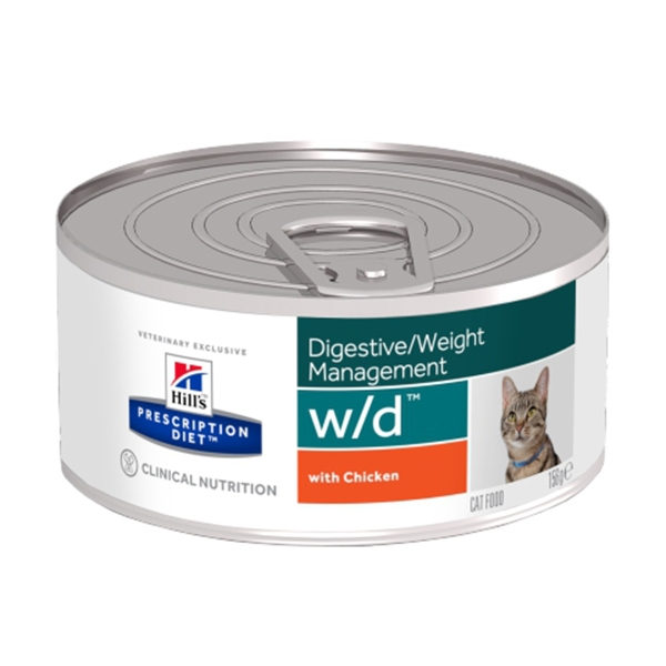 Hill's Pet Nutrition - Prescription Diet w/d Digestive/Weight Diabetes Management