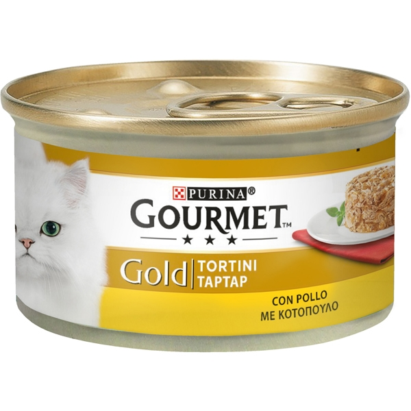 Nestle' Purina Gourmet Gold Tortini con Pollo