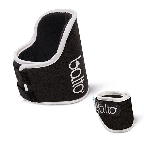 Balto - BT Neck Black Eco Collare Rigido Antileccamento
