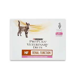 Nestle' Purina - Pro Plan Veterinary Diets Renal Function NF con Salmone