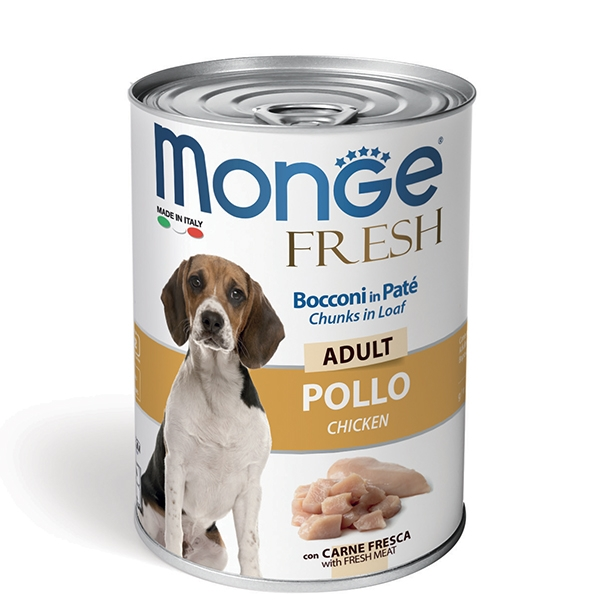 Monge - Fresh Adult Pollo