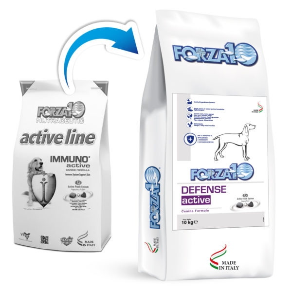 Defense Active - Forza10