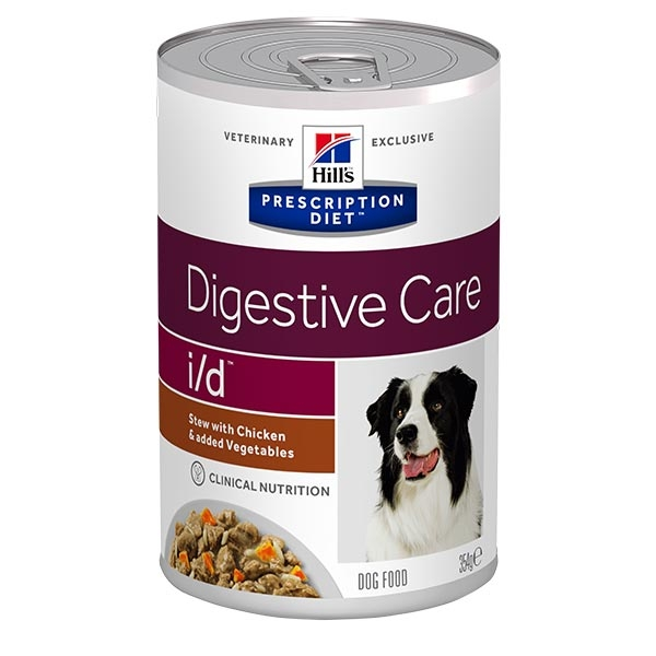 Hill's Pet Nutrition - Prescription Diet Stew i/d Digestive Care con Pollo e Verdure