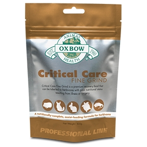 Oxbow Animal Health - Critical Care Fine Grind