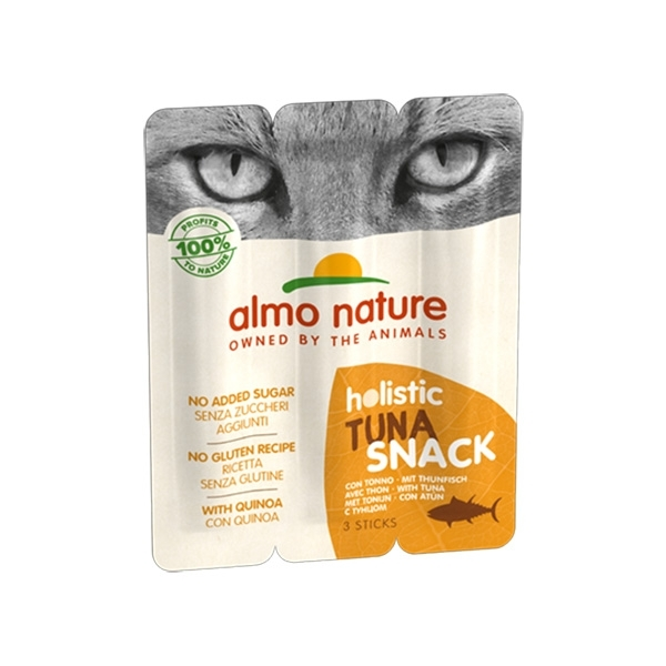 Almo Nature - Azul Label Snack al Tonno
