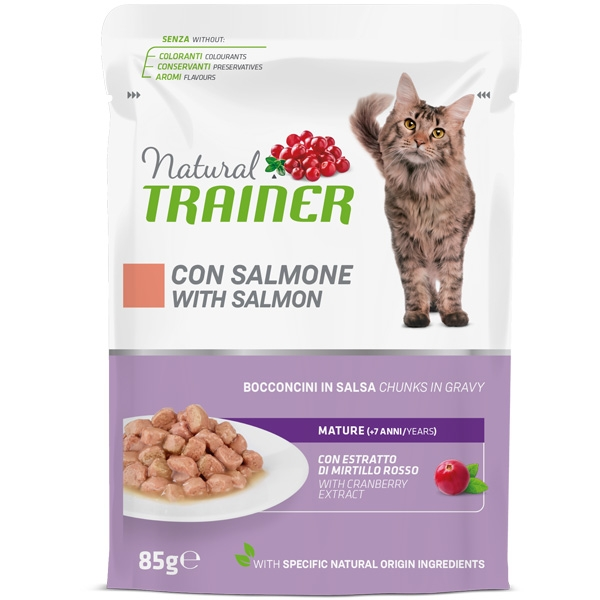 Natural Mature con Salmone - Trainer (Nova Foods)