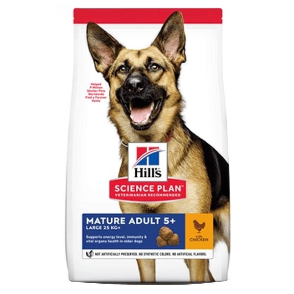 Hill's Pet Nutrition - Science Plan Mature Adult 7+ Active Longevity Large Breed con Pollo