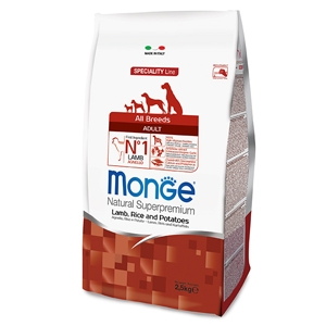 Monge - All Breeds Adult Agnello Riso e Patate
