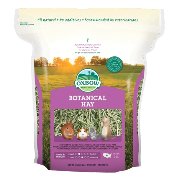 Oxbow Animal Health - Botanical Hay
