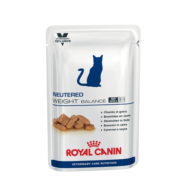 Veterinary Diet Neutered Weight Balance - Royal Canin