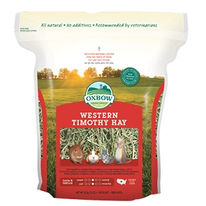 Western Timothy Hay - Oxbow Animal Health