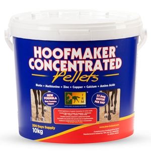 Hoofmaker Concentrated Pellets - T.R.M.