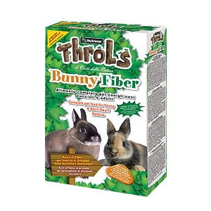 Throls Bunny Fiber - Raggio di Sole Mangimi
